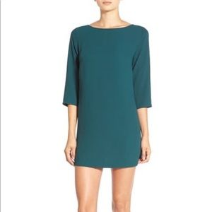 Green dress Leith from Nordstrom size small